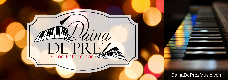 Daina De Prez Website Header