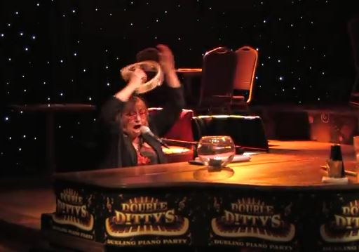 Daina De Prez Piano Entertainer